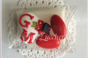 Bomboniere Matrimonio Pasta Di Zucchero.Confetti Decorati Pasta Di Zucchero Idee E Bomboniere